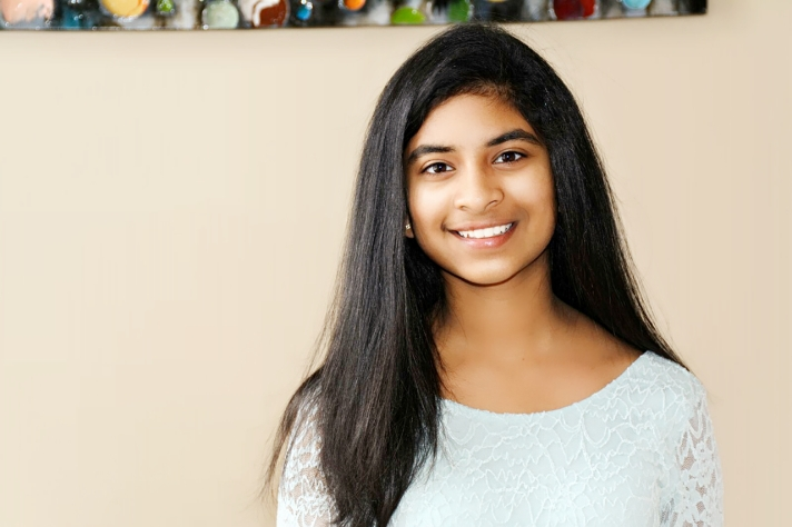 Riya Karumanchi Picture